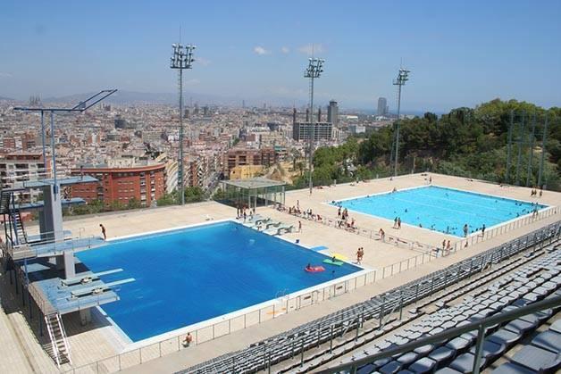 nuestra selecci n de piscinas descubiertas de barcelona