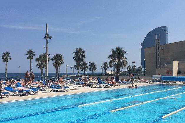 Nuestra selecci n de piscinas descubiertas de barcelona for Piscina can drago precios 2017
