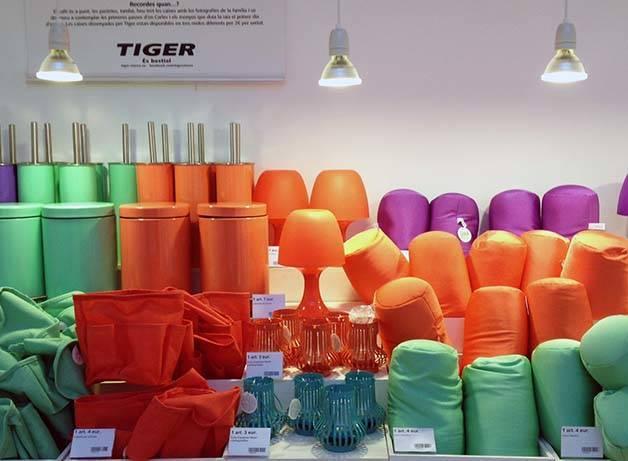 tiger accesorios de decoracin