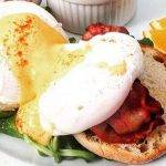 brunch Avenue huevos benedict